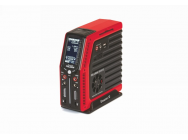 Chargeur Polaron AC/DC Sports Rouge - S2004.R