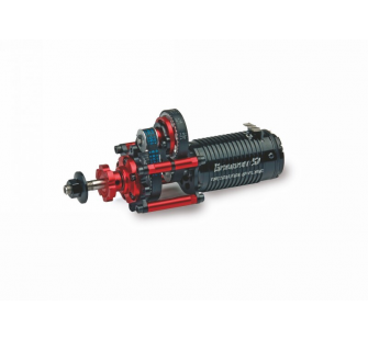 Moteur Brushless 170 F3A Belt drive system - S7027