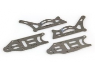 Twister 400S V2 Main Frame Set - 6605950