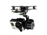 NACELLE SMART3 GOPRO 3 AXES ALEXMOSS DYS