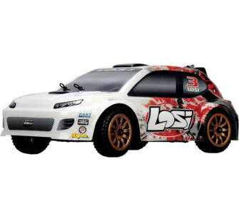 Micro Rally Car 4WD 1/24 Projections Bleues - LOSB0241IT3-COPY-1