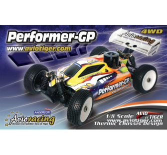 Performer GP 1/8e 2.4Ghz AvioRacing - 5600CB810