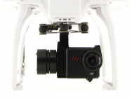 Nacelle 2D Cam One Gravity Air Brushless GoPro - Camone Infinity pour DJI-Phantom - COIN84