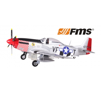P51 Shangri-la (V7) PNP kit 1400MM FAMOUS - FMS-FMS088SH-COPY-1
