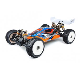 Buggy DEX408v2 1/8eme 4WD KIT - TEAM DURANGO - TD102029