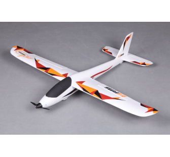FMS Planeur 800MM : Fox PNP kit + battery & charger - FMS068-TBC