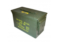 Caisse a munitions cal .50 Original US ARMY - AJ2002