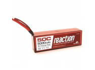 Reaction 11.1V 5000mAh 3S 50C LiPo, Hardcase: EC3 - DYNB3803EC
