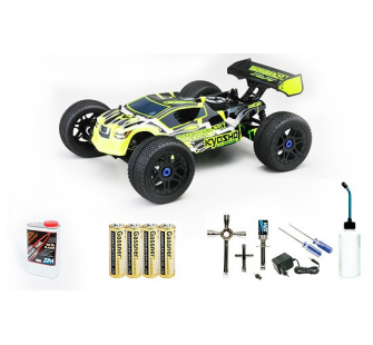 Pack Complet Inferno NEO ST RACE Truggy 2.4GHZ - BDL-KYO-31683T1