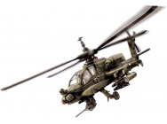 U.S. UH-64A Apache Attack helicopter, 1/48 (Koweit, 1991) - 80008