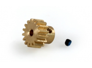 HLNA0064 PINION GEAR 16T 32P BRASS [9951024] - HLNA0064