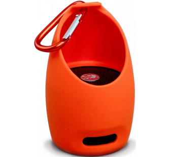 Haut-parleur Bluetooth portable Bongo Drop orange - XSORIES