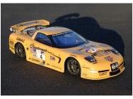 CHEVROLET CORVETTE C5-R BODY (WB150mm) - 7605