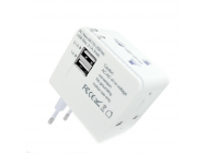 Roamx Cube 2.0 chargeur universel - Xsories - RAX2/WHI