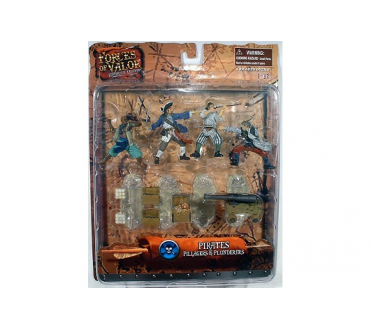Pirates pillagers 1/32 23001 - 23001
