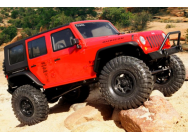 JEEP WRANGLER RUBICON 1/10 4WD ROCK CRAWLER KIT AXIAL - AX90027