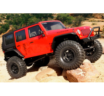 jeep wrangler rubicon 1 10 4wd rock crawler kit axial ax90027 miniplanes. Black Bedroom Furniture Sets. Home Design Ideas