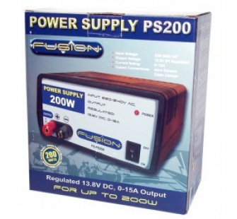 ALIMENTATION FUSION PS200 12V - 15A (220V EU) - FS-PS200