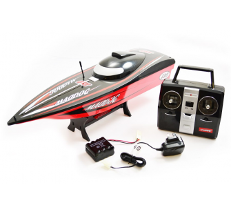 Mad Dog Speed Boat 2.4Ghz  Hobby Engine Premium - HE0304