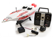 Bateau TigerShark Speed Boat 2.4G hz Hobby Engine Premium Line - HE0306