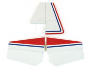 Extra 260 Empennage arriere - JP-sgex307