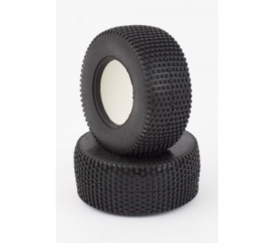 Tyre And Foam (Square Lug) (2) - HLNA0418 - HLNA0418