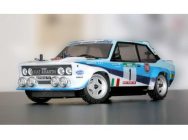 Fiat 131 Abarth WRC 1981 1/10e lights Rallye Legends - RALEZRL030