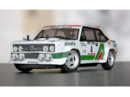 Fiat 131 Abarth Alitalia 1978 1/10e Lights Rallye Legends - RALEZRL031