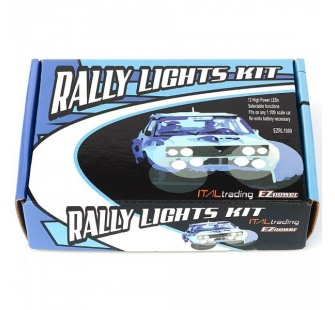 Option Rally/Touring Light Kit Rally Legends - RALEZRL1000