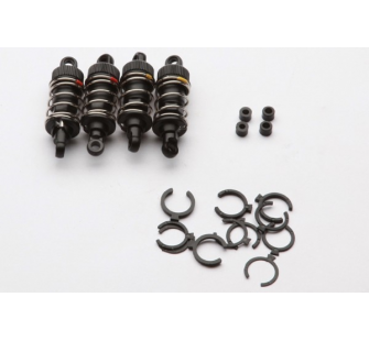 Shock Set (Plastic) fpr rally Car (long) (4) - RALEZRL2239