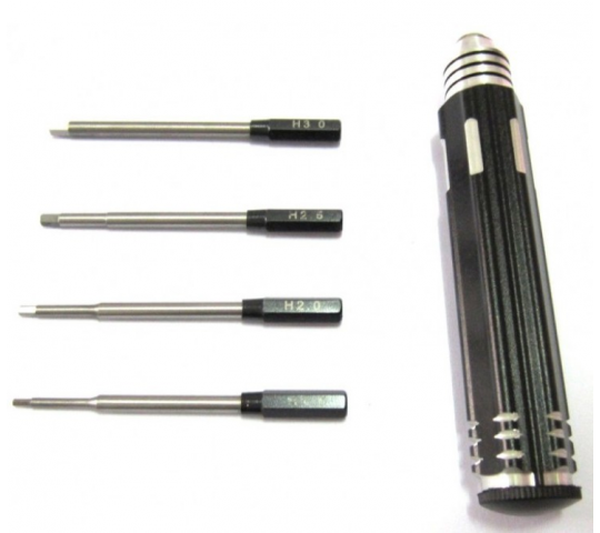 4-in-1 Screwdrivers Toolkit - SDT