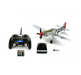 PKZU2400 UM P-51 D MUSTANG AS3X Mode 1 - PKZ-PKZU2400M1-COPY-1
