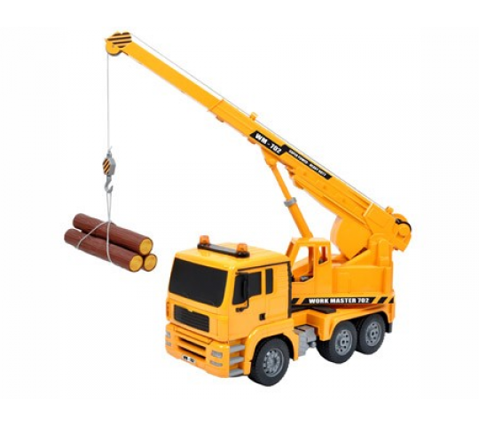 Camion Grue RC Work Machines T702 - T702