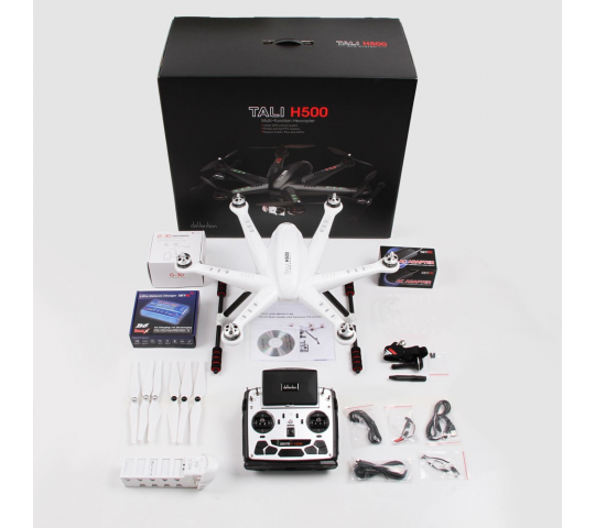 QR TALI H500 FPV ready for Gopro DEVO F12 Mode 1 Walkera - WALH500-FRG1