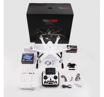 QR TALI H500 FPV ready for Gopro DEVO F12 Mode 1 Walkera - WALH500-RFG1-COPY-1
