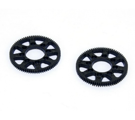 Gear for Auto Rotation Gear Set (2 pcs)- Trex 150 - AT15008-P2