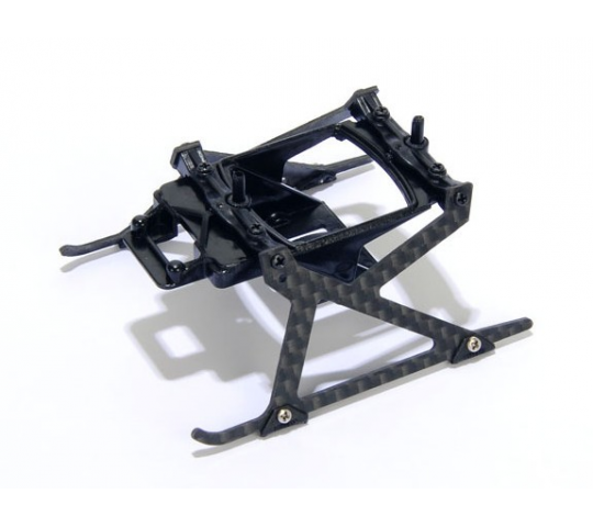 Carbon Landing Skid (Type A) - Trex 150 - AT15010A