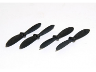 Carbon Fiber Polymer Propellers (55mm, 1 set)- for Micro Quad - XWL02