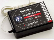 Futaba R5014DPS - 41mhz - 14 Channel 2048 PCM Receiver - R5014DPS