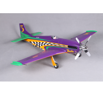 P-51 Voodoo 1100mm (standard) PNP Kit RocHobby - ROC008VO-TBC-COPY-1