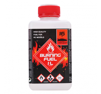Burning Fuel Pre-Run 16 (1L) - BRN16PR-1