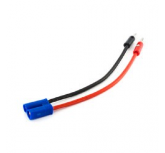 E-Flite Cable de charge EC5 longueur 150mm