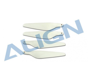 MD0753B Helices 7.5  blanches - Align