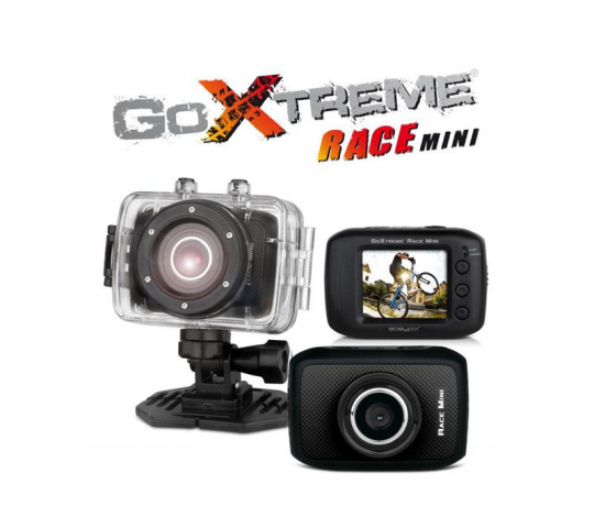 Mini Camera Easypix GoXtreme Race Mini Action Noir - 12139