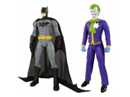 BATMAN figurines double pack Batman + Joker 50 cm - JP78231