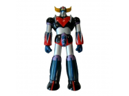Figurine GRENDIZER Goldorak 15 cm en metal chrome - HLP0005