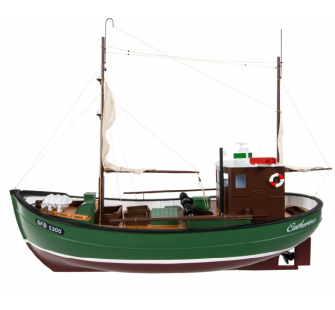 Catherina Fishing boat RTS - Naviscales - NS-1002