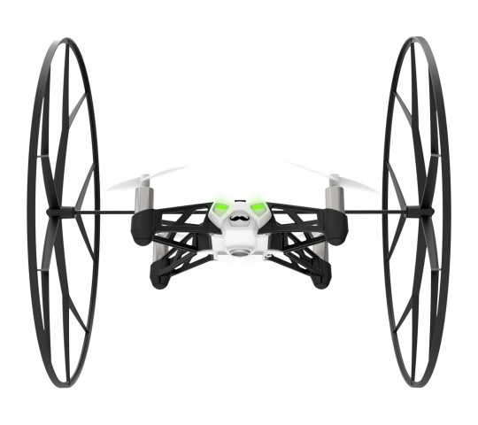 MINIDRONES Rolling Spider blanc - Parrot - PF723000