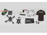 H107-A38LBG - Hubsan X4CAM (H107C) Black Green Large VALUE PACK ! - H107-A38LBG-COPY-1