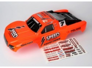 Carrosserie short course, Slash 4X4, Robby Gordon (peint et decorer) 1/10 - Trx-6827